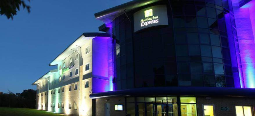 Holiday Inn Express Southampton Airport Hotel Exterior