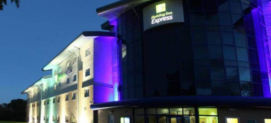Holiday Inn Express Southampton Port External(2)