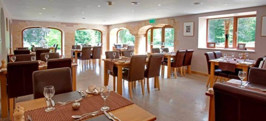 Winford Manor Bristol Airport Restaurant