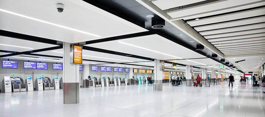 Gatwick Airport North Terminal Postcode >> Gatwick Airport Parking Hotels Lounges Guide More