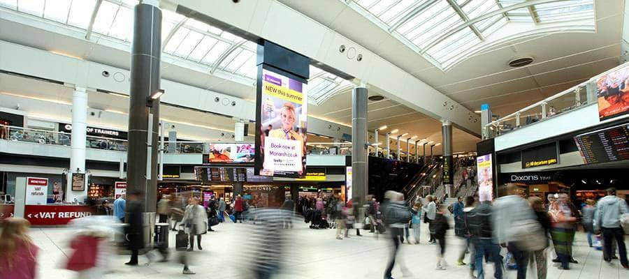 Gatwick Airport Gatwick Airport Inside Terminal Shops