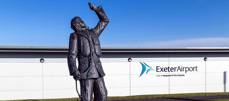 Exeter Airport Exeter Airport