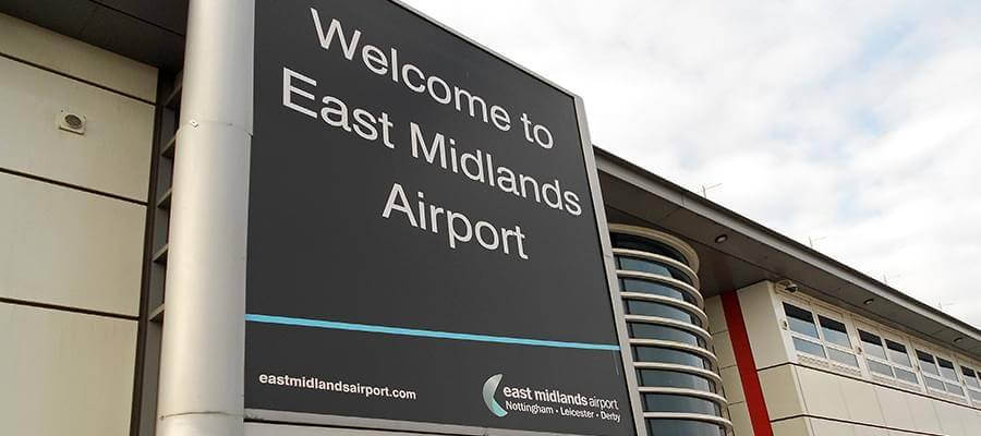 East Midlands Airport East Midlands Airport