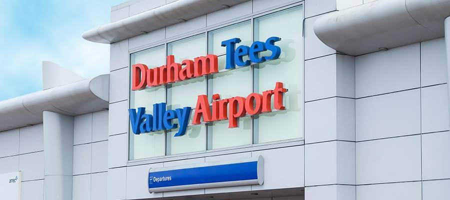 Durham Tees Valley Airport Durham Tees Airport