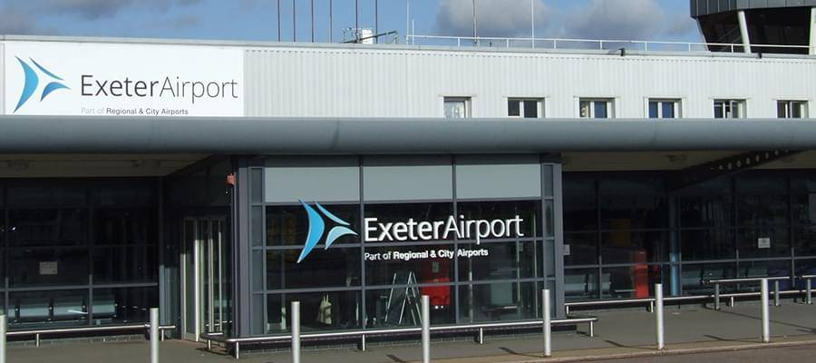 Exeter Airport Exeter Airport Terminal