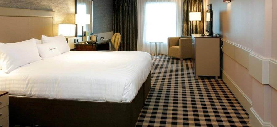 Doubletree By Hilton Newcastle Airport DBL