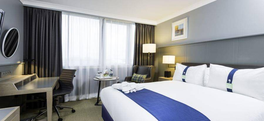 Holiday Inn Glasgow International Airport Executive DBL
