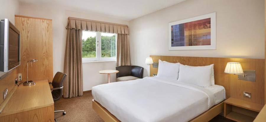 Novotel Hotel London Stansted Double