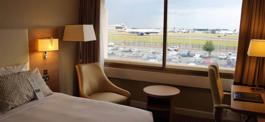 Renaissance Hotel Heathrow Double