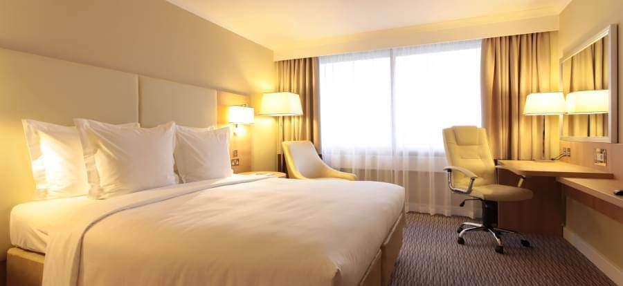 Renaissance Hotel Heathrow Double 2