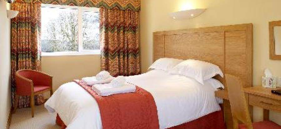 Winford Manor Bristol Airport Bedroom