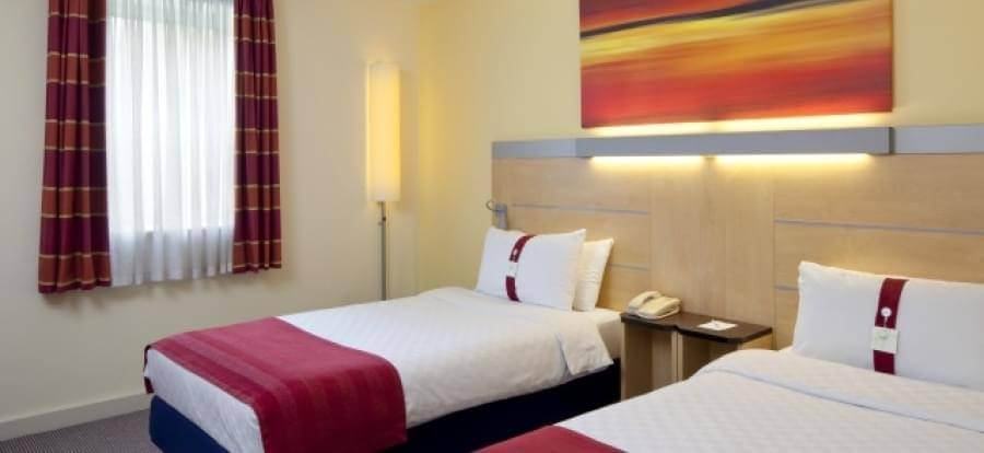 Holiday Inn Express Stansted Twin