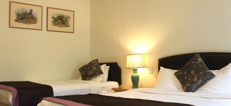 Brook Marston Farm Birmingham Airport Twin Room