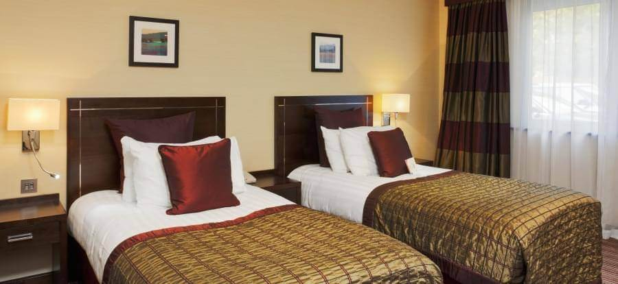 Crowne Plaza Gatwick Twin Room