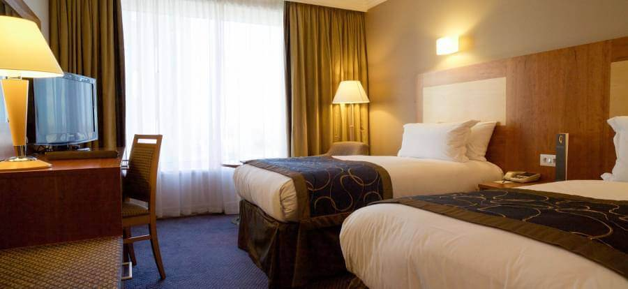 Sofitel London Gatwick Hotel Dinner Package Twin