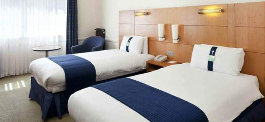 Holiday Inn London - Gatwick Airport Twin