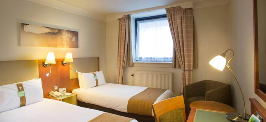 Holiday Inn Luton South M1 J9 Twin