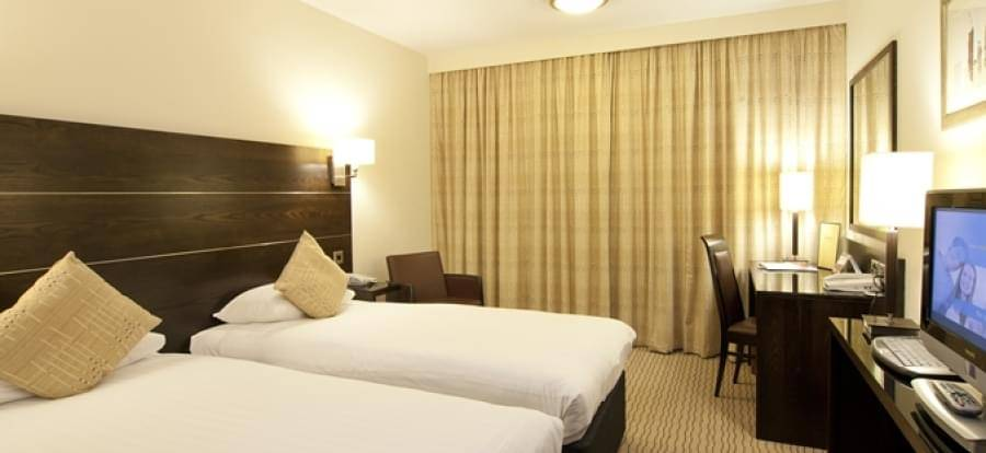 DoubleTree By Hilton Heathrow Airport Twin(1)