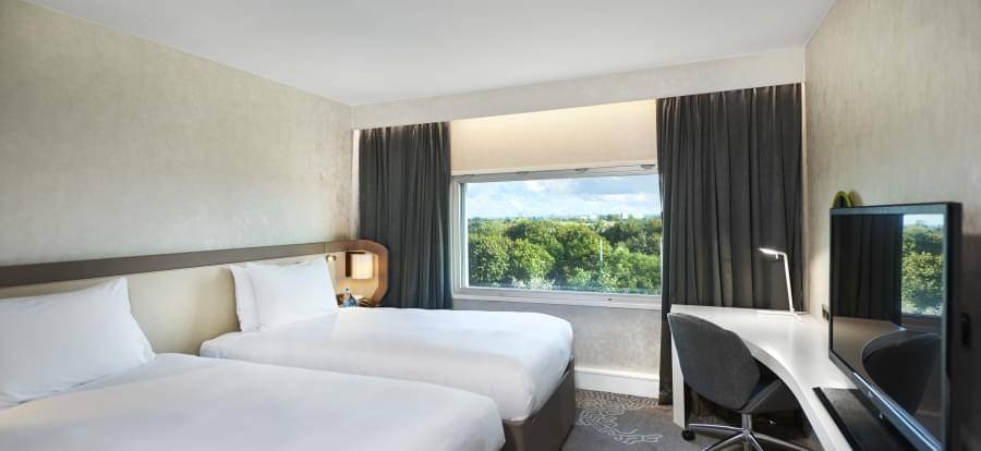 Hilton Heathrow Hotel T4 Twin