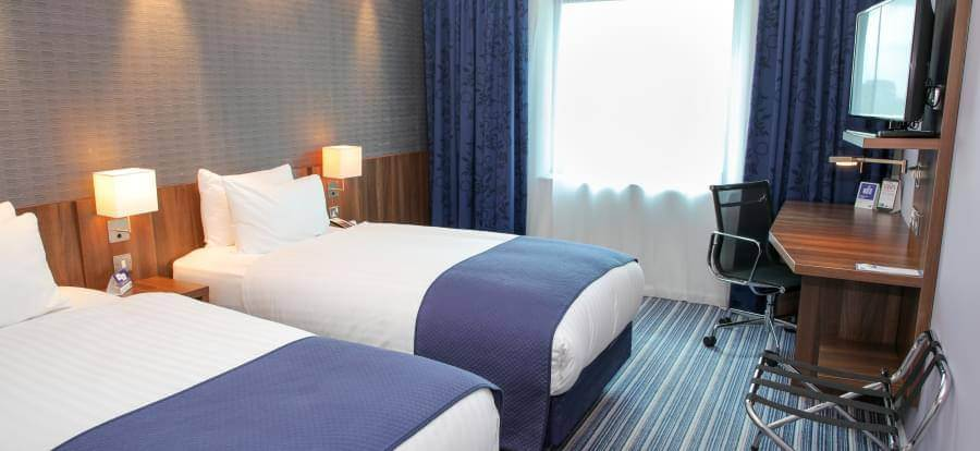 Holiday Inn Express Heathrow Twin