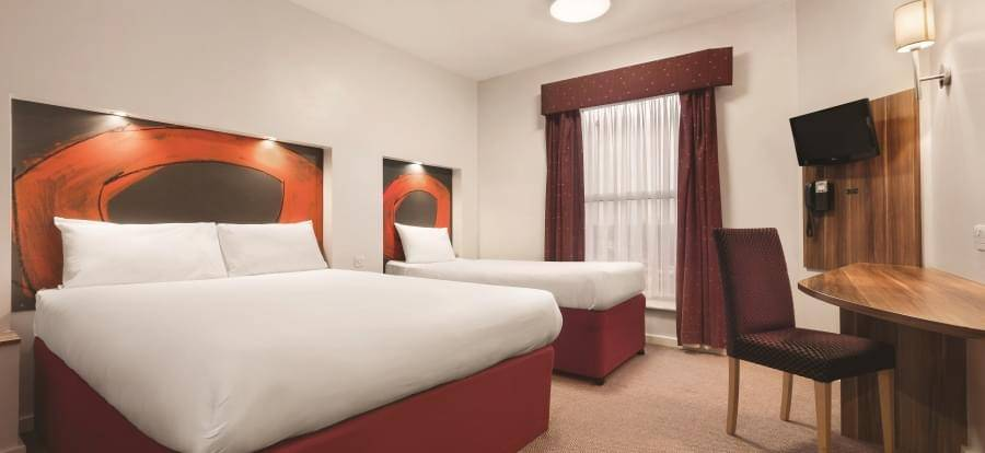 Ramada Stansted Twin