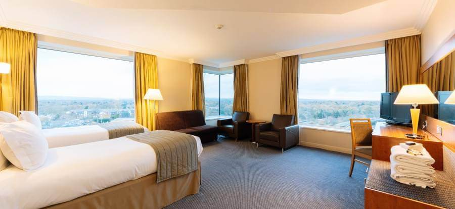 Sofitel London Gatwick Hotel Dinner Package Corner Family 4(1)