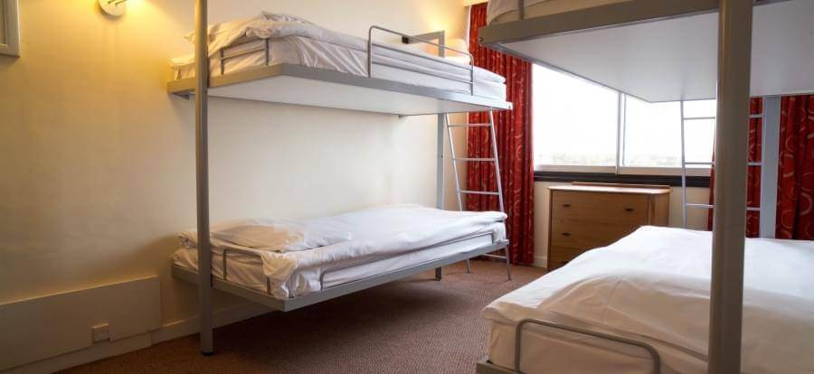 Airport Inn Gatwick Airport Bunks
